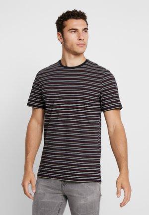 ONSPOWAY TEE - T-shirt med print - dark navy