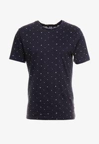 Only & Sons - ONSBOAZ TEE - T-shirt print - dark navy - 3