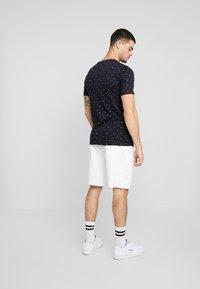 Only & Sons - ONSBOAZ TEE - T-shirt print - dark navy - 2