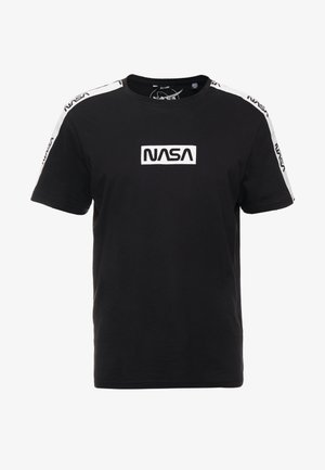ONSNASA LICENSE TEE - Camiseta estampada - black