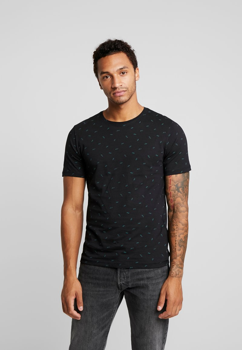 Only & Sons - ONSAB TEE - T-shirt print - black