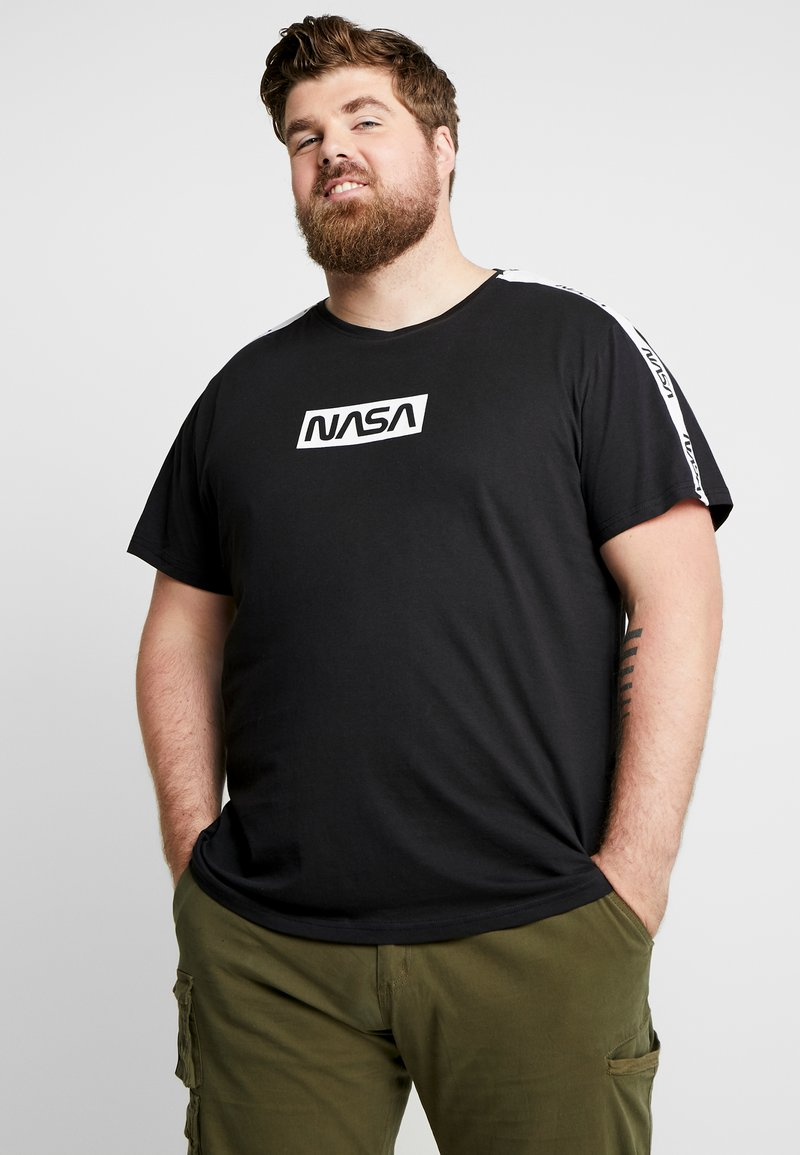 Only & Sons - ONSNASA LICENSE TEE REGULAR FIT - T-shirt con stampa - black