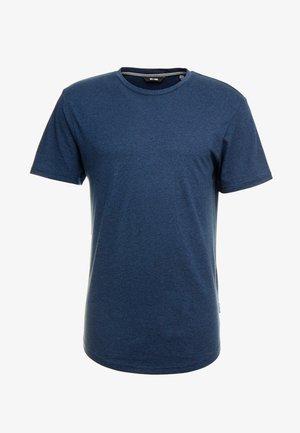 ONSMARTIN LONGY TEE - T-shirt basic - insignia blue