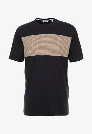 ONSMSTEFAN  TEE - T-shirt z nadrukiem - black