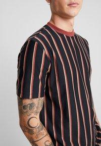 Only & Sons - ONSMORTEN TEE  - T-shirt imprimé - black - 4