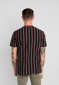 Only & Sons - ONSMORTEN TEE  - T-shirt imprimé - black - 2