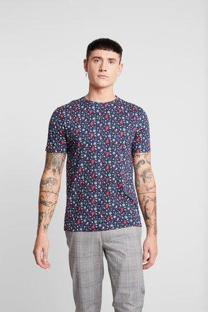 ONSAKASUT TEE - Camiseta estampada - dark navy