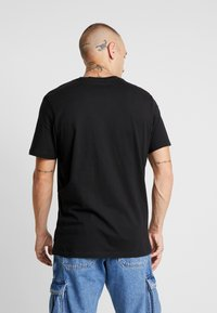 Only & Sons - ONSMMAR TEE - T-Shirt print - black - 2