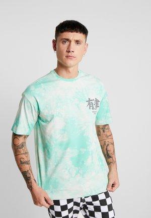 ONSRUSHI TEE - T-shirts print - light green