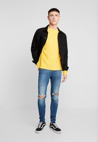 Only & Sons - ONSMO TEE - Maglietta a manica lunga - citrus - 1