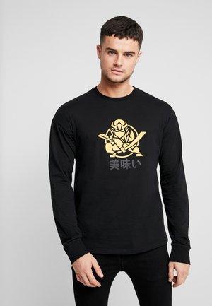 ONSMO TEE - Long sleeved top - black