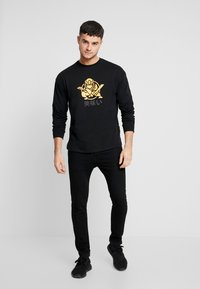 Only & Sons - ONSMO TEE - Long sleeved top - black - 1