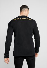 Only & Sons - ONSMO TEE - Long sleeved top - black - 2