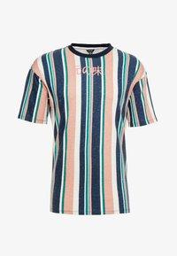 Only & Sons - ONSHONG STRIPE TEE - T-shirt print - cedar wood - 3