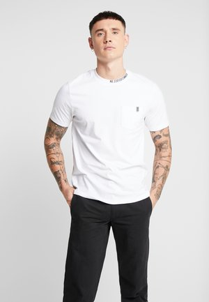 ONSMOGENS TEE - Print T-shirt - bright white