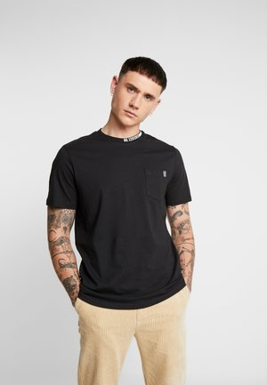 ONSMOGENS TEE - T-shirt con stampa - black