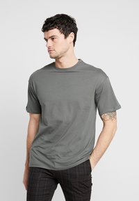 Only & Sons - ONSKAITO TEE - Triko s potiskem - dark shadow - 2
