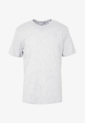 ONSORGANIC - T-shirt basique - light grey melange