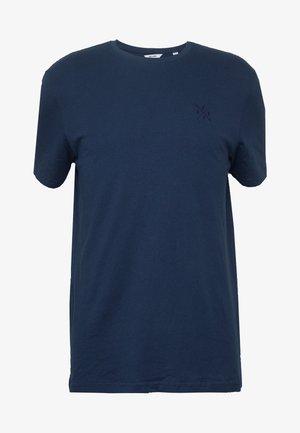 ONSORGANIC - Basic T-shirt - dress blues