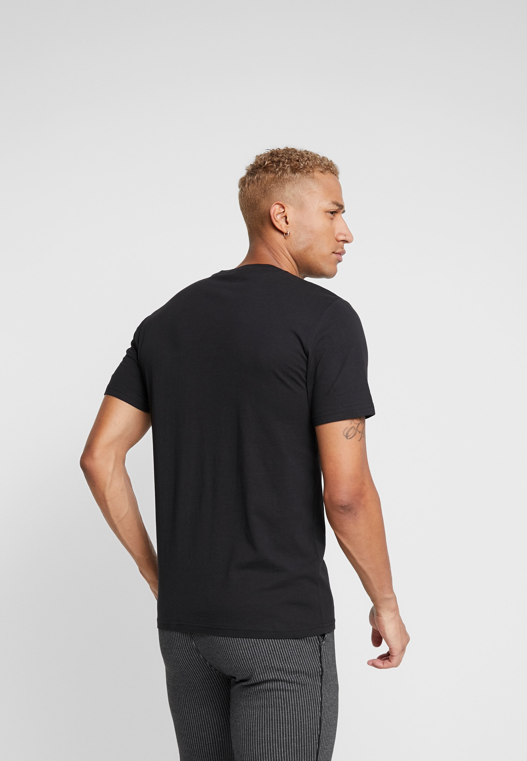 Only & Sons ONSNORMIE TEE - T-shirt con stampa - black