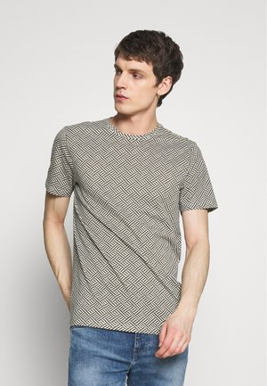 ONSJIM SLIM - Print T-shirt - olive night