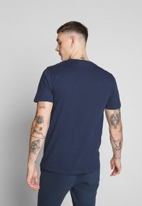 Only & Sons - ONSCAM SLIM TEE - T-shirt print - dress blues - 2