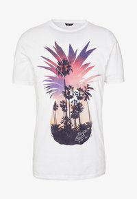 Only & Sons - ONSCANE TEE - T-shirt print - white - 4
