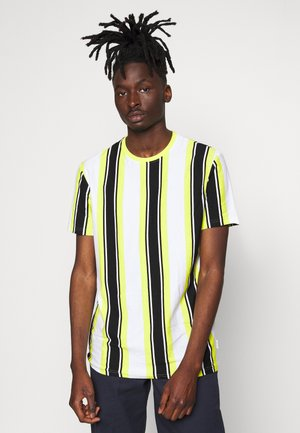 ONSRIS STRIPE TEE - T-shirt print - evening primrose