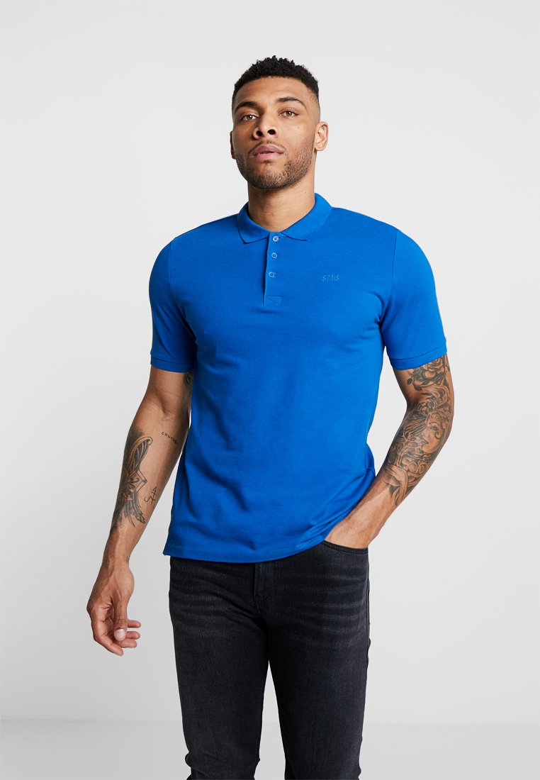 Only & Sons - ONSSCOTT - Polo - baleine blue