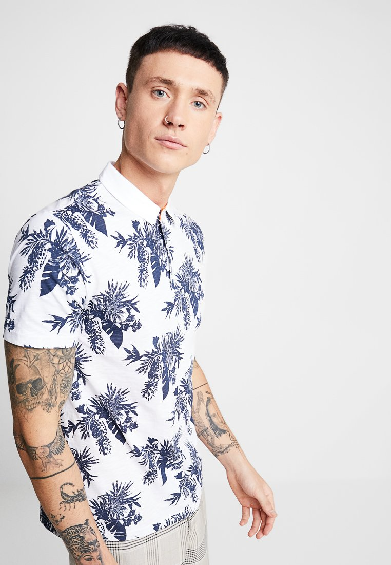 Only & Sons - ONSLUCAS - Polo - white