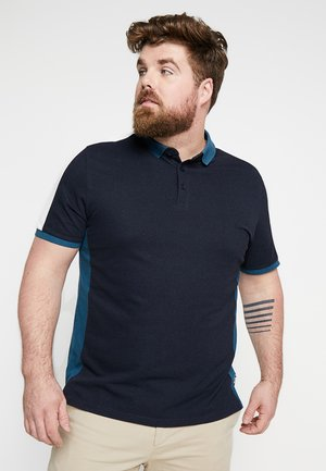 ONSLARRON TEE  - Polo shirt - dark navy