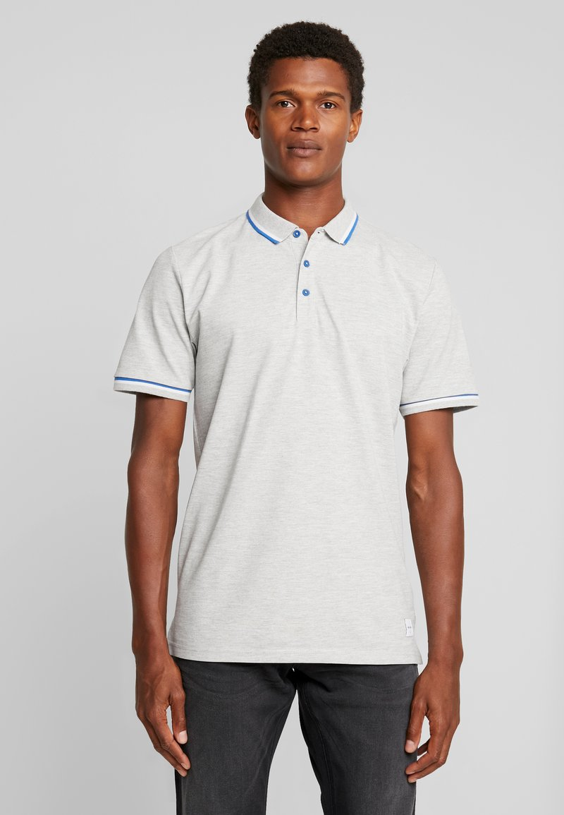 Only & Sons - ONSCILAS  - Polo - light grey melange