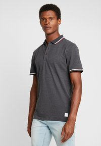Only & Sons - ONSCILAS  - Poloshirt - black - 0