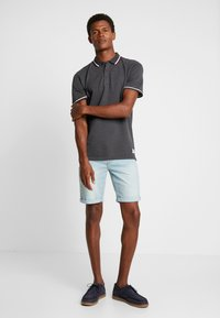 Only & Sons - ONSCILAS  - Poloshirt - black - 1