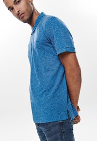 Only & Sons - Polo - baleine blue - 3