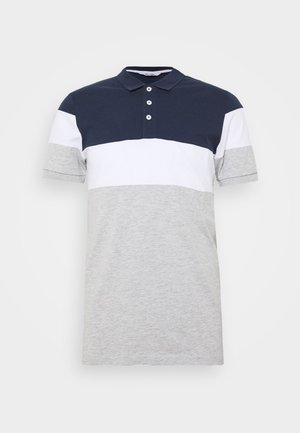 ONSINGO  - Polo shirt - light grey melange