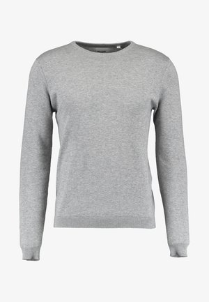 ONSALEX CREW NECK  - Svetr - medium grey melange