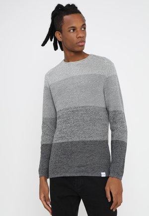 ONSSATO  - Sweter - light grey melange