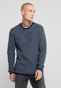 Only & Sons - ONSSATO  - Jersey de punto - dress blues - 0