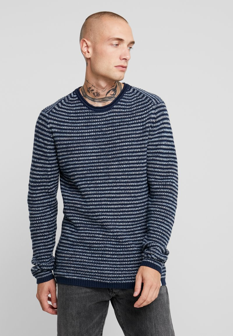 Only & Sons - ONSSATO  - Jersey de punto - dress blues