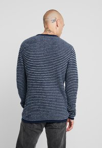 Only & Sons - ONSSATO  - Jersey de punto - dress blues - 2