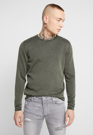 ONSGARSON WASH CREW NECK - Jumper - rosin
