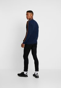 Only & Sons - ONSVP SIMON SLEEVE STRIPE - Jumper - blue quartz - 2