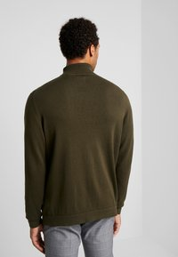 Only & Sons - ONSALEX  ROLL NECK - Pullover - forest night - 2
