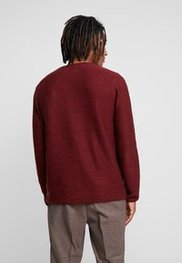 Only & Sons - ONSCAM  - Jumper - cabernet - 2