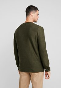 Only & Sons - ONSCAM  - Neule - forest night - 2