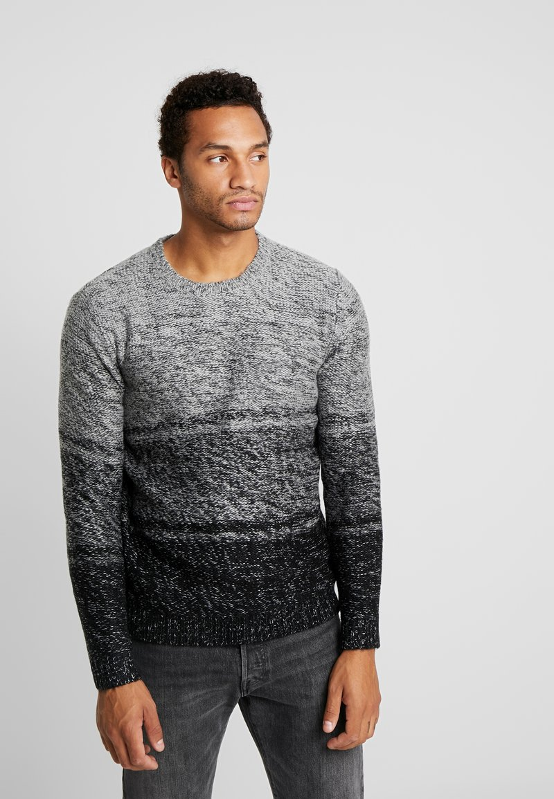 Only & Sons - ONSCALLEN GRADING CREW NECK - Sweter - griffin