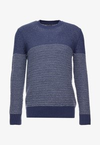 Only & Sons - ONSHELMIG BLOCKED - Sweter -  blues - 3