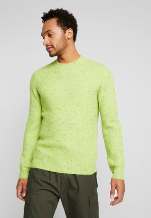 ONSPATRICK NAPS CREW NECK - Pullover - lime green