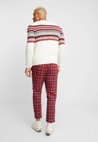 Only & Sons - ONSRAMMER CHEST - Pullover - oatmeal - 2